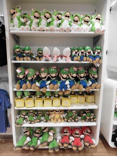 Tiendas y lugares frikis en Nueva York: Nintendo World Store