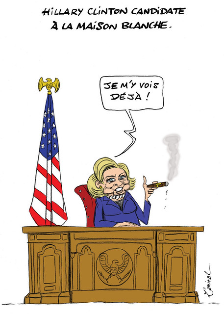 Hillary candidate