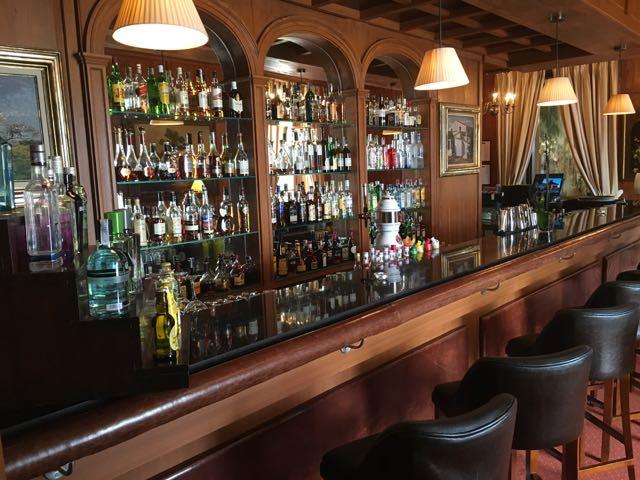 Bar Castillo Hotel Son Vida