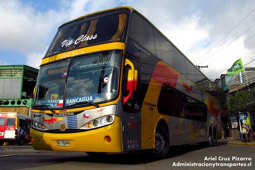 Jet Sur - Santiago - Busscar Panorâmico DD / Scania (BDYH99)