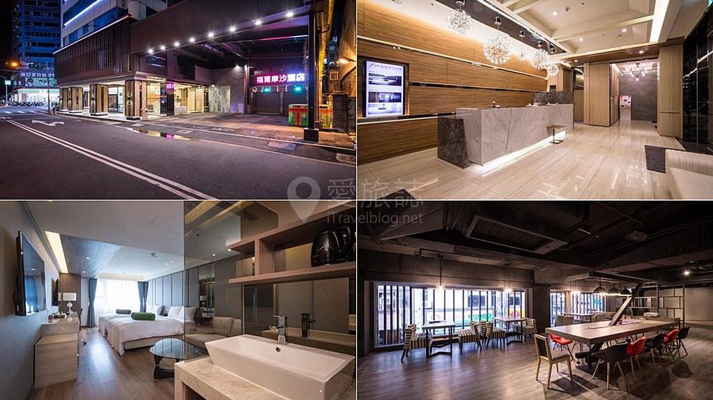 《台中订房推介》2015年12间全新开业酒店住宿新选择