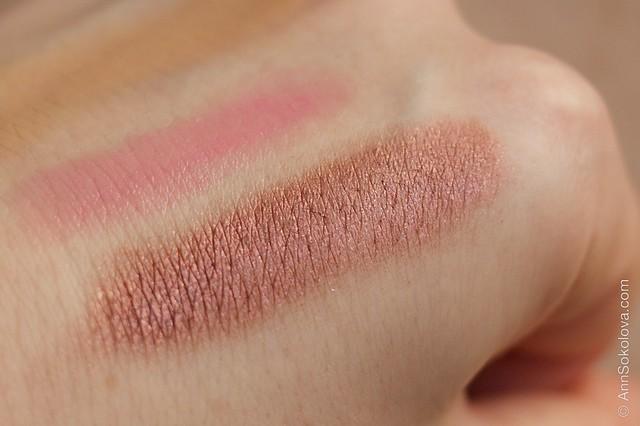 69 Oriflame Cosmetics swatches
