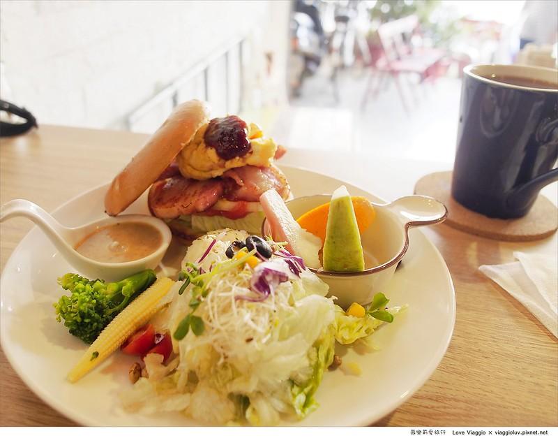 台北早午餐,小倉庫 @薇樂莉 Love Viaggio | 旅行.生活.攝影