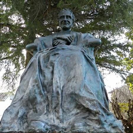Monumento a San Juan Bosco Ronda Málaga 02
