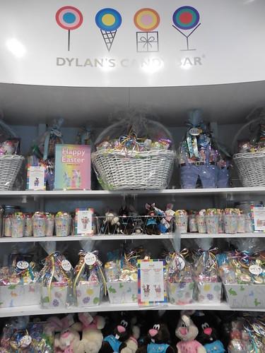 Tiendas y lugares frikis en Nueva York: Dyland's Candy Bar