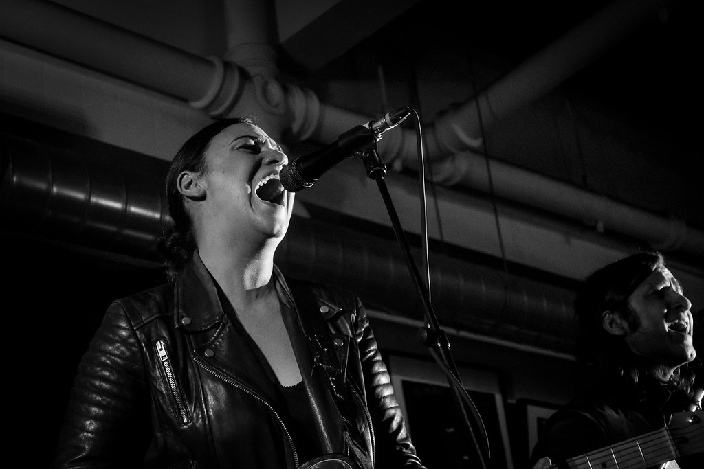 Nadine Shah at Rough Trade