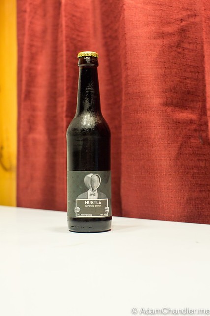 All In Brewing Hustle Imperial Stout