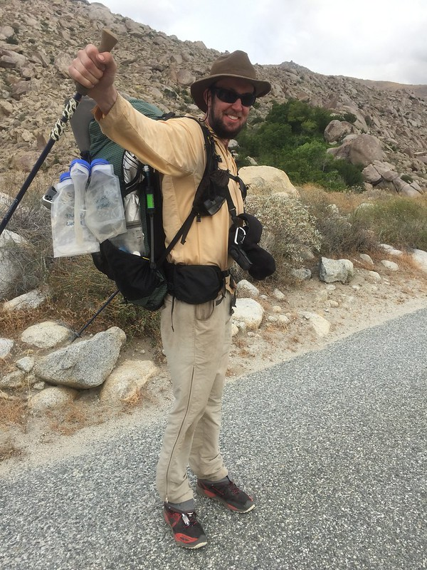 PCT Day 18