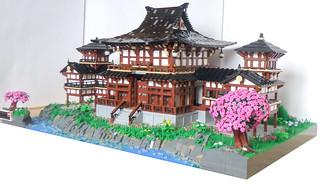 Буддийский Храм WIP (1)