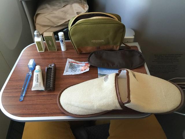 Trousse de confort Business Garuda