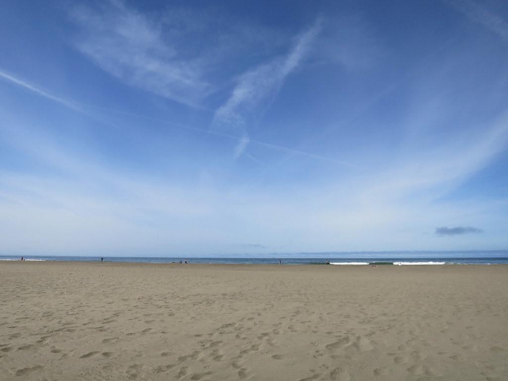 Ocean Beach Golden Gate Park San Francisco