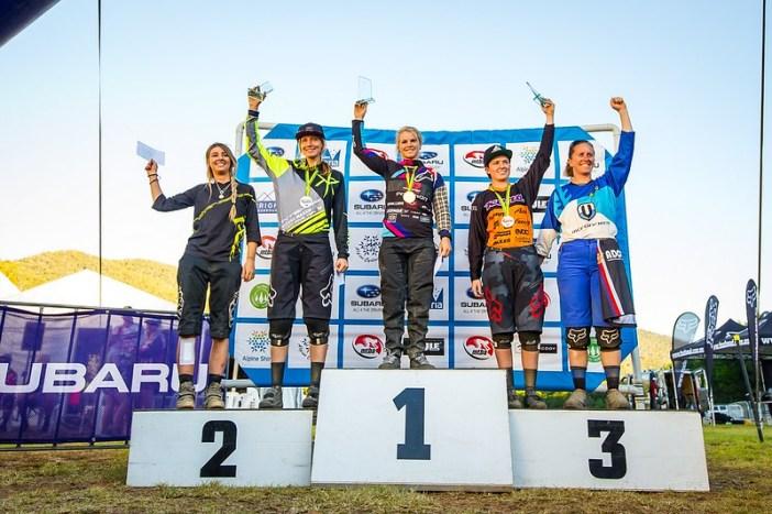 tracey podium