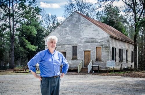 Barney Lamar at Horn Creek Church