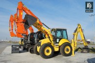 New Holland и Hitachi