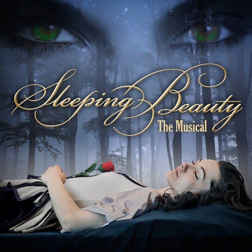 Detail of a new poster for Sleeping Beauty. The Musical. For the Centre for Arts and Education (Atlantic Ballet Theatre of Canada)