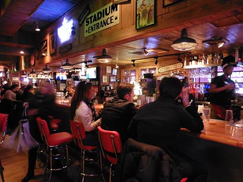Dónde comer y gastronomía en Nueva York (Estados Unidos) - Restaurante de marisco Bubba Gump Shrimp Co. ViajerosAlBlog.com