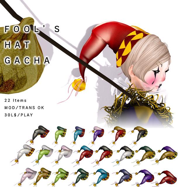 FoolS Hat GACHA