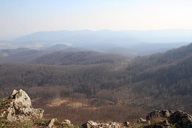 Cierna Skala Hike, Slovakia