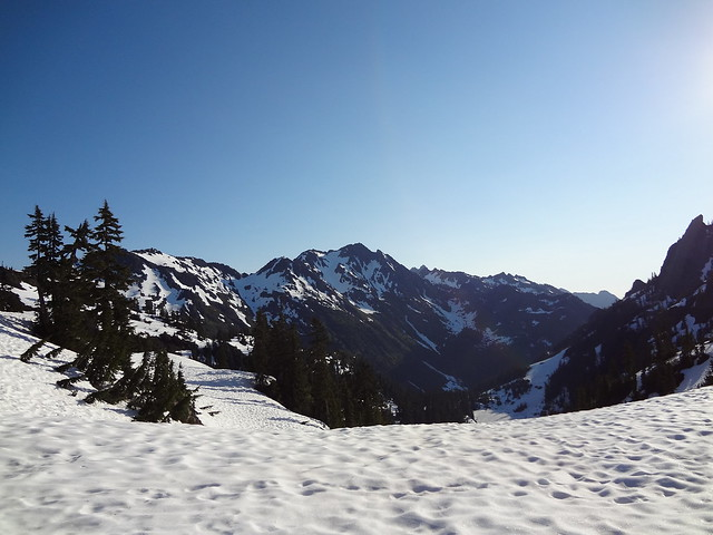 View From Glady's Divide