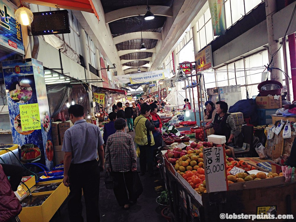 6 October 2014: Bupyeong Market 부평시장 | Incheon, South Korea