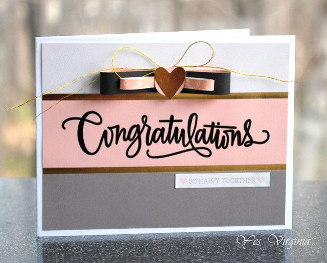 #5 Congratulations (SSS May Card Kit)