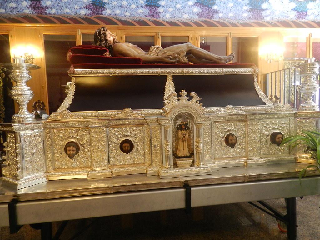 Cofradia Santísimo Cristo Yacente Fuengirola Málaga 16