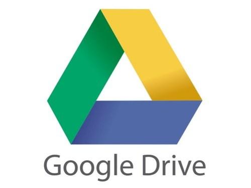 Google Drive ロゴ
