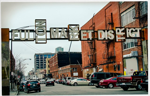 Fulton Market District