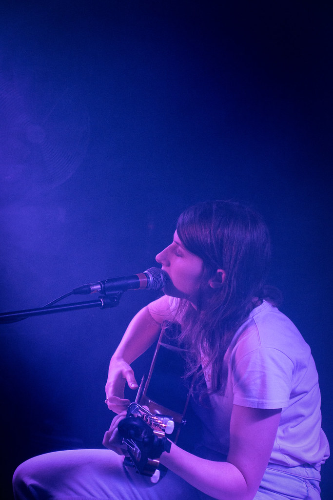 Aldous Harding at Power Lunches