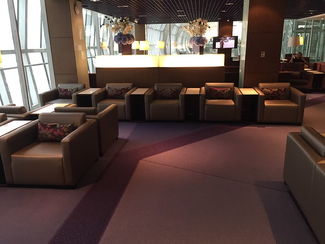 Thai Royal Silk Lounge - Terminal C BKK