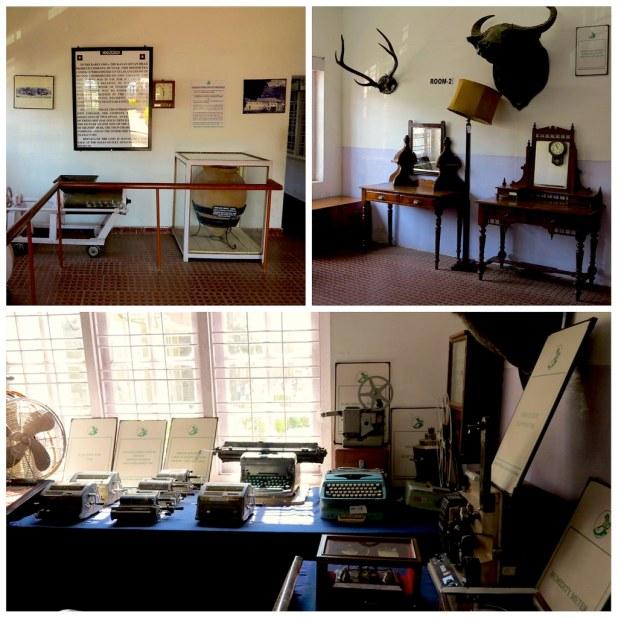 Museo en Munnar