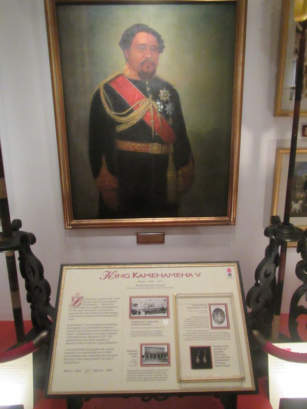 Picture from the Bishop Museum