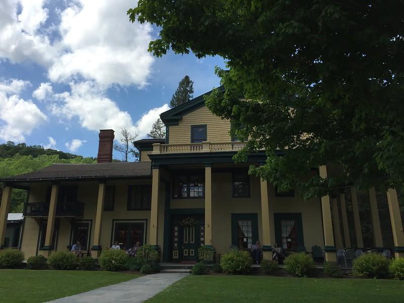 Glen Iris Inn, former home of William Pryor Letchworth