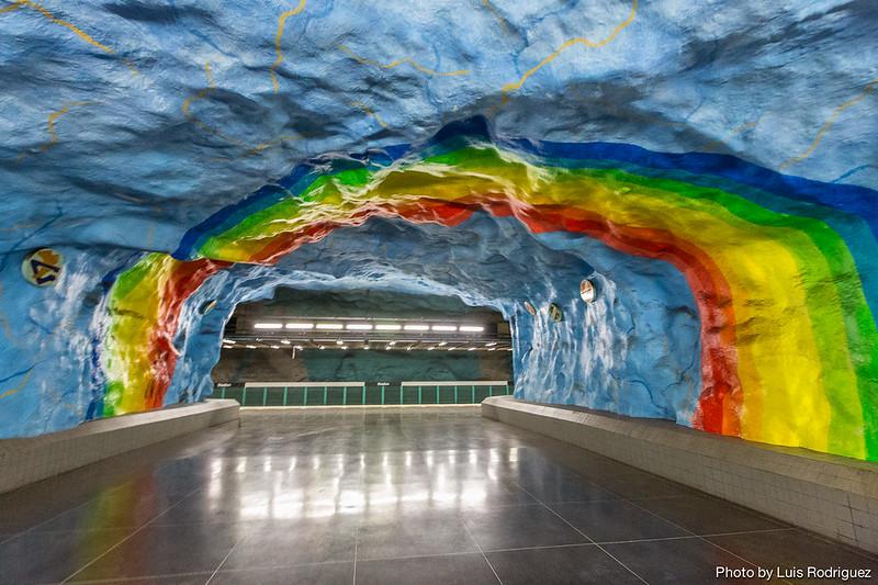 Metro de Estocolmo-137