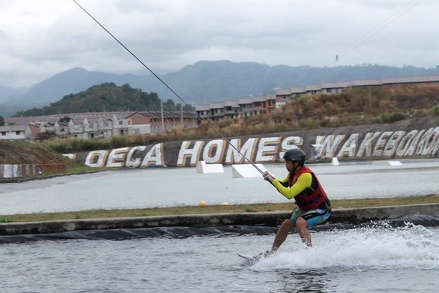 Decawake Clark Cable Park