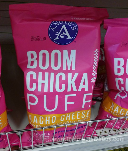 Angie's Boom Chicka Puff Nacho Cheese