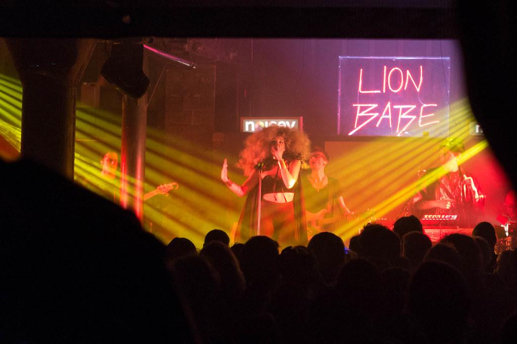 The Great Escape - Lion Babe