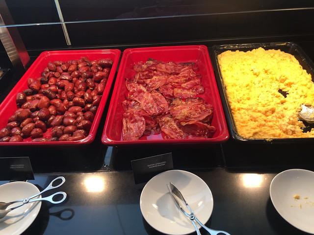 petit déjeuner W Barcelone