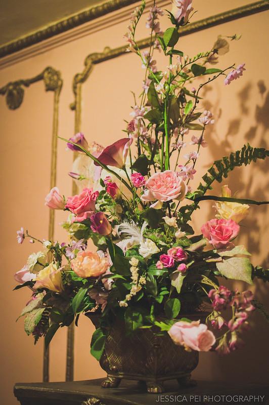Flowers Powder Room Fox Theatre St. Louis