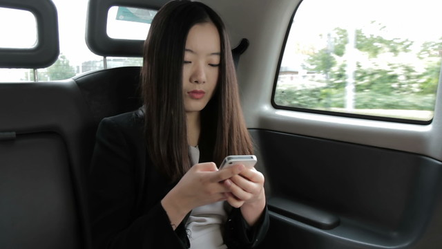 Asian Business Woman 3