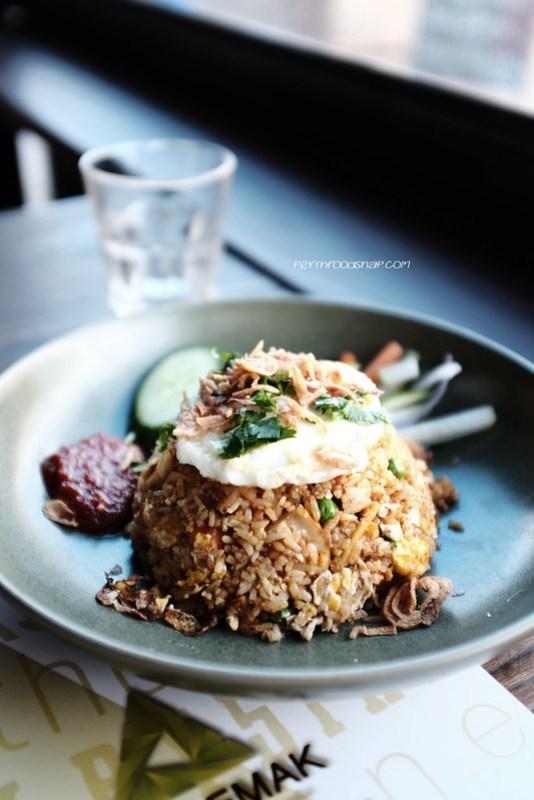 Nasi Goreng Ayam @Nasi Lemak Corner