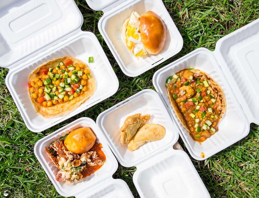 Yang's Food Truck Malaysian