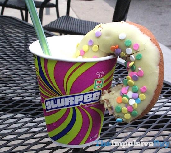 7-Eleven Birthday Cake Slurpee 3