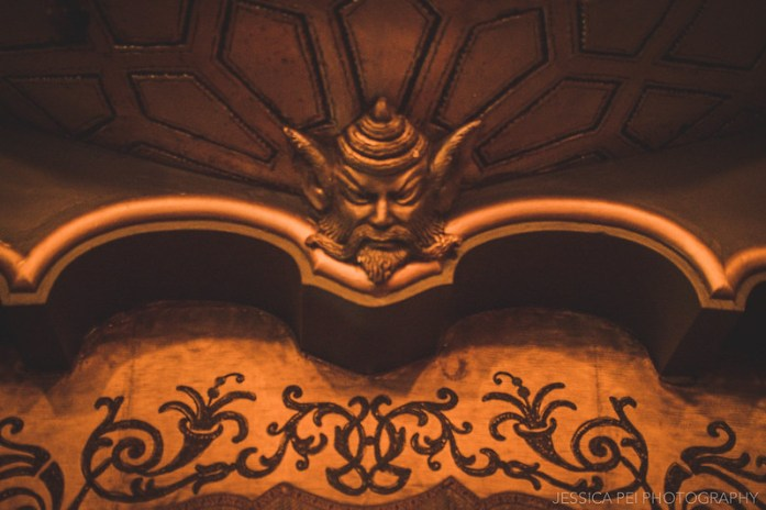 Gargoyle Fox Theatre St. Louis
