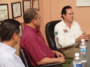 Cada obra debe ser primero consultada con la ciudadanía, advierte Manuel Lozano