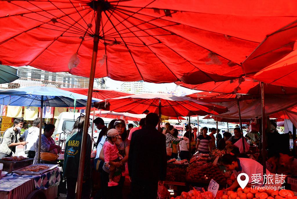 清迈市集 瓦洛洛市场 Waroros Market 36