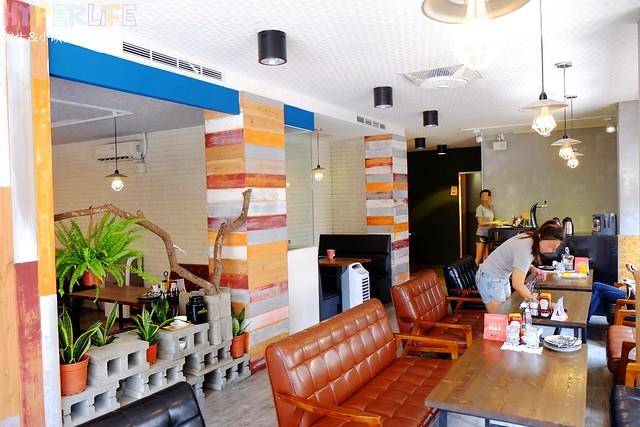 筆堆美式餐廳Bidui Food & Drinks (19)