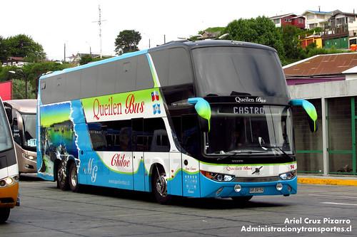 Queilen Bus - Puerto Montt - Modasa Zeus / Volvo (GXSV92)