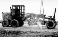 Д-144 с кабиной