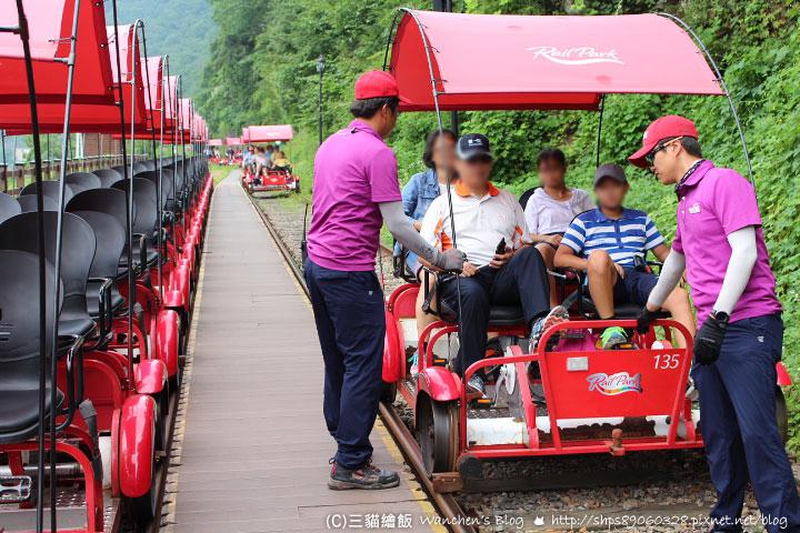 江村鐵道自行車 RailPark